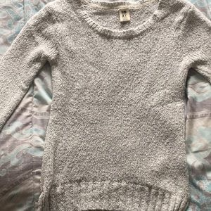 Salt and pepper sweater